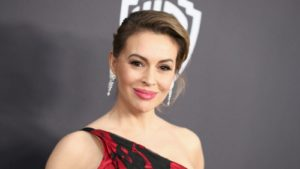 Alyssa Milano Photos