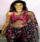 Gorgeous Sushmita Sen In Colousful Saree Still